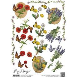 Amy Design - Wild Flower -...