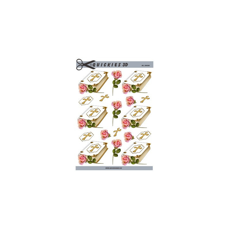 Card Deco - huwelijk - HJ3903