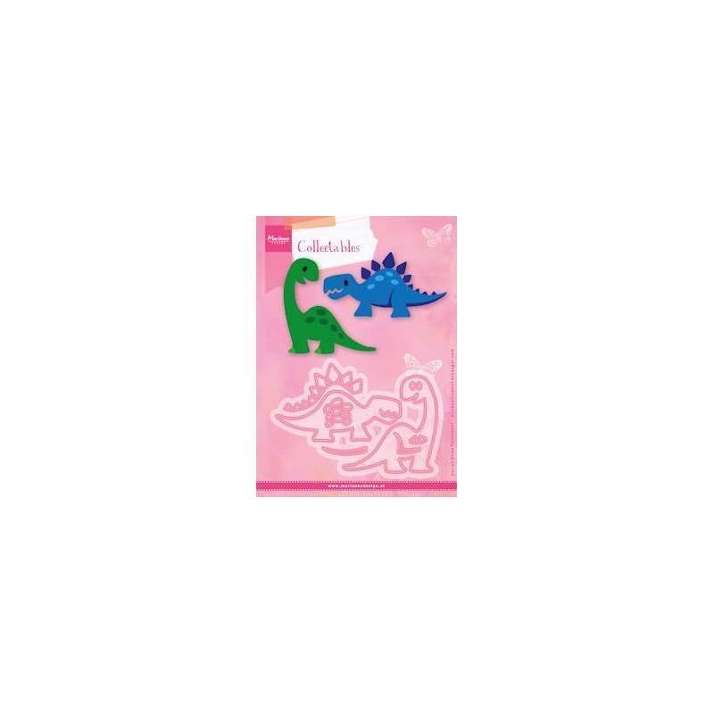 Marianne Design - Collectables stencil - Bear Accessoiries - COL1377