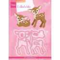 Marianne Design - Collectables stencil - Elines Sheep - COL1385