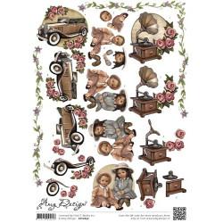 Amy Design - Vintage - CD10630