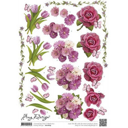 Amy Design - Flowers - CD10629