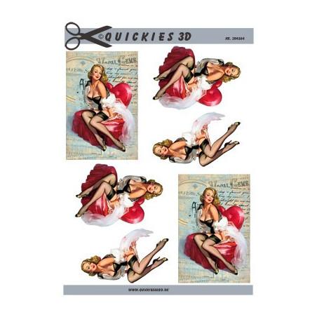Marianne Design - Collectables stencil - Elines Horse & Unicorn - COL1408