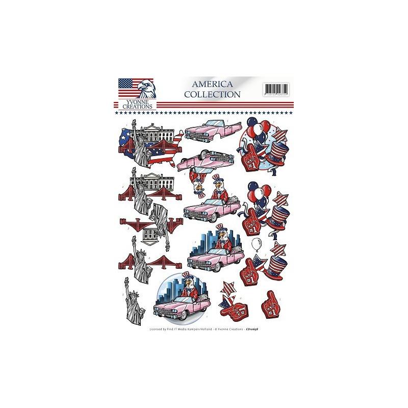 Jeanines Art - Hondjes - CD10707