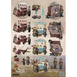 Amy Design - Oud Hollands -...