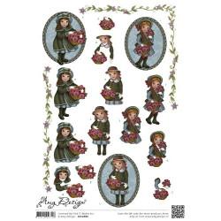 Amy Design - Bloemenmeisjes...