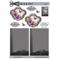 Yvonne Creations - Butterfly Collection - BGS10005