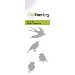 CraftEmotions - Birds - 0161