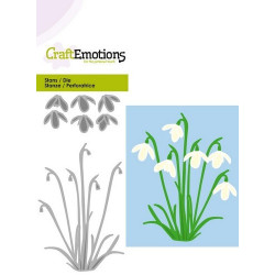 CraftEmotions - Snowdrops...