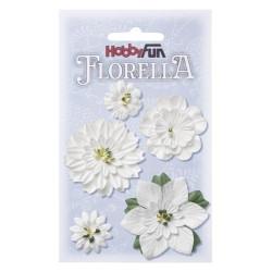 Florella Flowers - Hvide