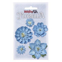 Florella Flowers - Blå
