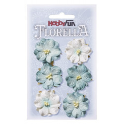 Florella Flowers - Lyseblå