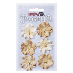 Florella Flowers - Beige