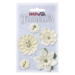 Florella Flowers - Creme