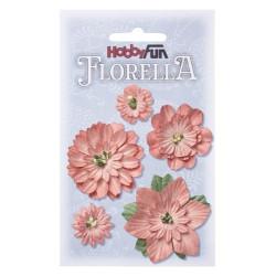Florella Flowers - Pfirsich