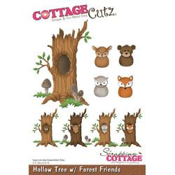 CottageCutz - Hollow Tree...