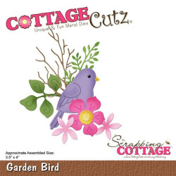 CottageCutz - Garden Bird -...