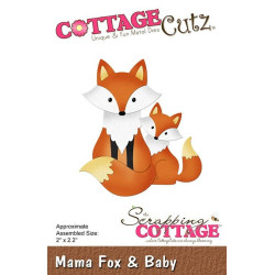 CottageCutz - Mama Fox &...