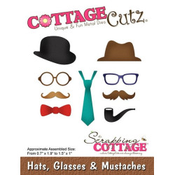 CottageCutz - Hats, Glasses...