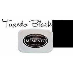 MEMENTO - Tuxedo Black...