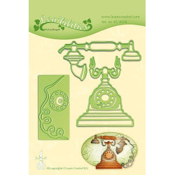MARIANNE DESIGN - Collectables stencil - Eline s Baby Animals - COL1422