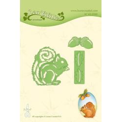 Leane Creatief - Squirrel -...