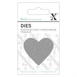 Xcut - Mini Die - Heart -...