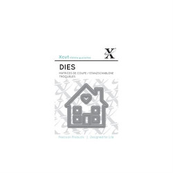 Xcut - Mini Die - House -...