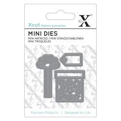 Xcut - Mini Die - Present -...