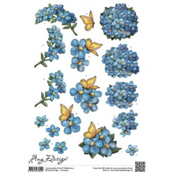 Amy Design - Bloemen - CD10777