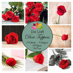 Dixi Craft - Toppers -...