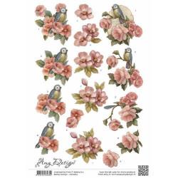 Amy Design - Bloemen - CD10812