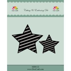 Dixi Craft - Stars - MD0122