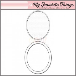 My Favorite Things - Oval...