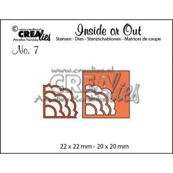 Nellie Snellen - Mixed media - lasercut stencils A5 size - Graphical
