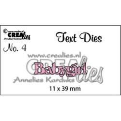 CREAlies - Babygirl - CLTD04