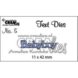 CREAlies - Babyboy - CLTD05