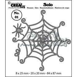 CREAlies - Solo - Spiderweb...