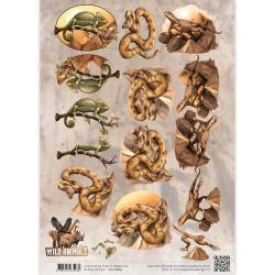Amy Design - Wild Animals -...