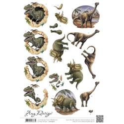 Amy Design - Dinosauriërs -...
