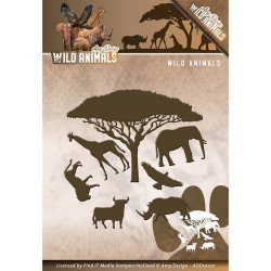 Amy Design - Wild Animals -...