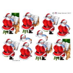 Clearstamp - Jeaninnes Art - Christmas Classics