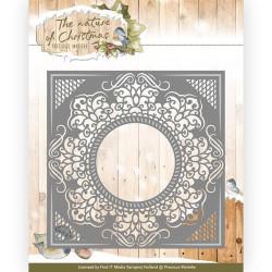 Jeanines Art - Christmas Classics - Christmas tree frame - JAD10005