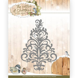 Jeanines Art - Christmas Classics - Frozen border - JAD10008
