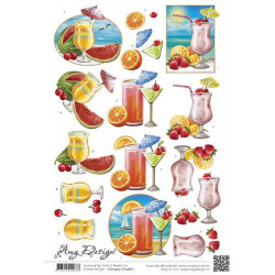 Amy Design - Summer Drinks...