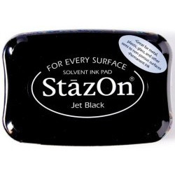 StazOn - Jet black - sz-31
