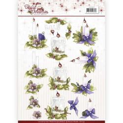 Ann Paper Art - Orchids - APA3D016