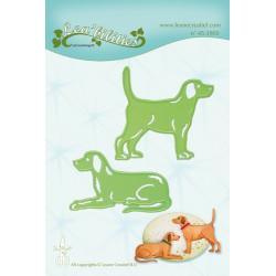 Leane Creatief - Dogs 2 -...