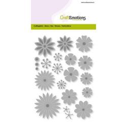 CraftEmotions - Flower Mix...