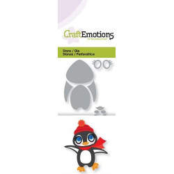 CraftEmotions - Penguin 3D...